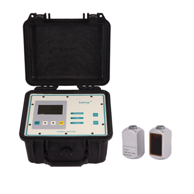 DF6100-EP                    Doppler Portable Ultrasonic Flow Meter