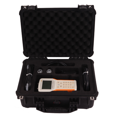 TF1100-EH Handheld Transit-Time Ultrasonic Flowmeter